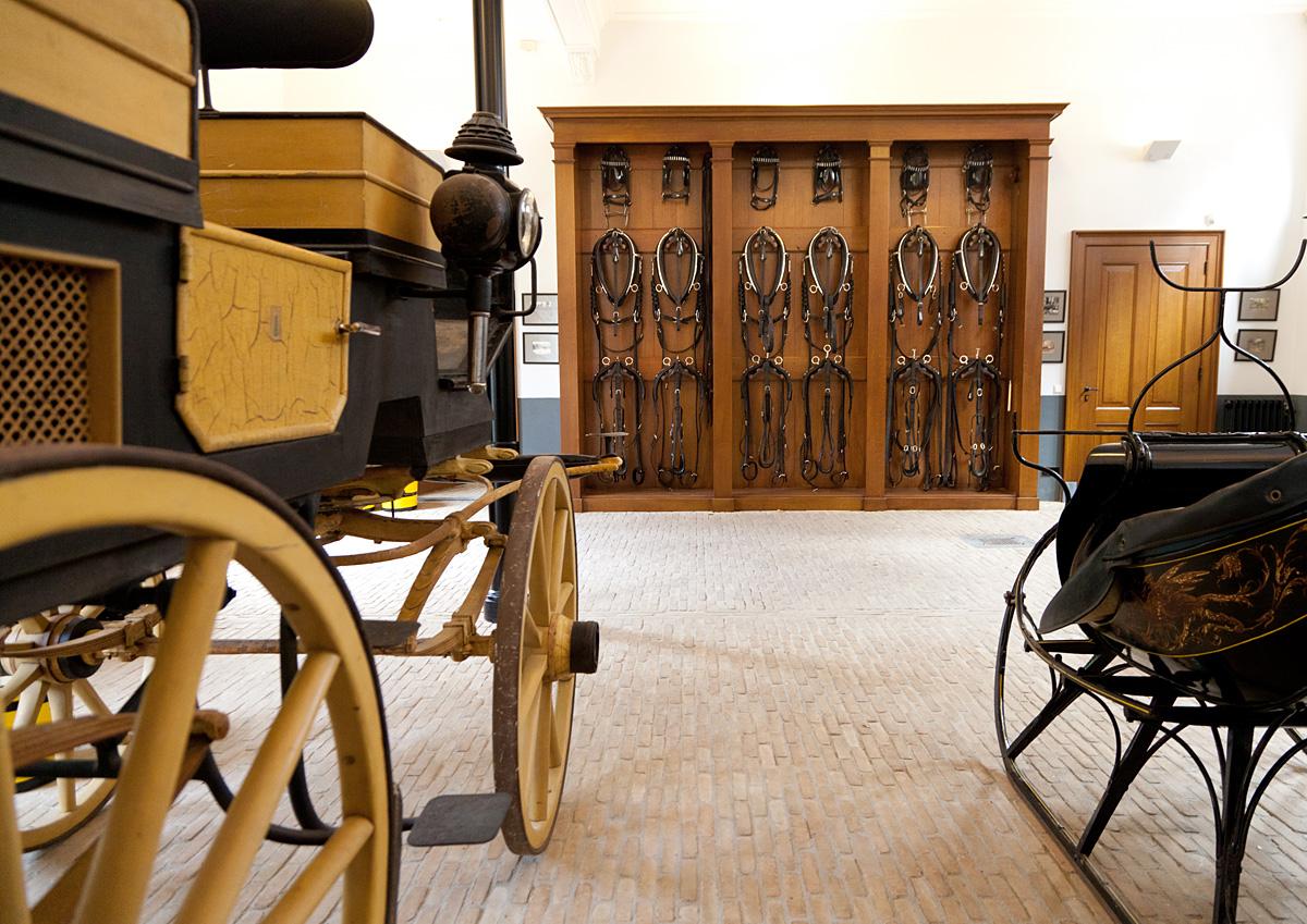 BLOG Museum Van Loon: Fotoverslag Restauratie Koetshuis